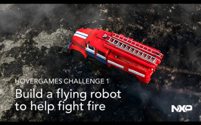 "NXP HoverGames ""Fight Fires with Flyers"" Contest Review 1"