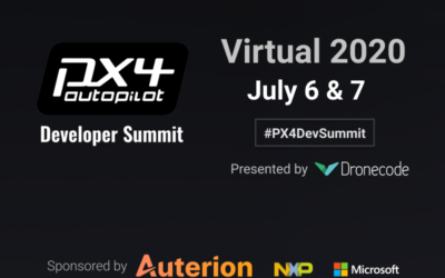 Join us for the PX4 Developer Summit Virtual 2020!